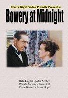 Bowery at Midnight - Movie Cover (xs thumbnail)
