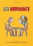 Les arrivants - French Movie Poster (xs thumbnail)