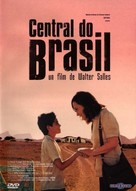 Central do Brasil - French DVD cover (xs thumbnail)