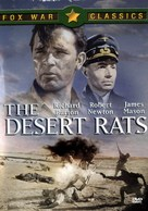 The Desert Rats - DVD cover (xs thumbnail)