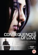 Conseguenze dell'amore, Le - British DVD cover (xs thumbnail)