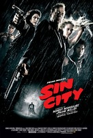 Sin City - Movie Poster (xs thumbnail)