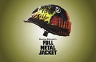 Full Metal Jacket - poster (xs thumbnail)