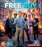 Free Guy - British Movie Cover (xs thumbnail)