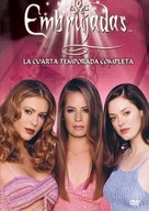 """""""Charmed"""" - Spanish DVD movie cover (xs thumbnail)"""