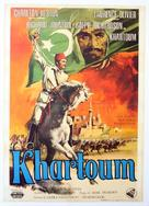 Khartoum - Italian Movie Poster (xs thumbnail)
