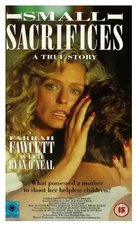 Small Sacrifices - VHS cover (xs thumbnail)