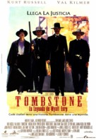 Tombstone - Spanish Movie Poster (xs thumbnail)
