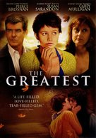 The Greatest - DVD cover (xs thumbnail)