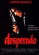Desperado - French Movie Poster (xs thumbnail)