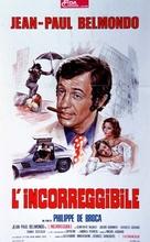 L'incorrigible - Italian Movie Poster (xs thumbnail)