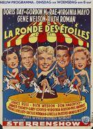 Starlift - Belgian Movie Poster (xs thumbnail)