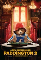 Paddington 2 - British Movie Poster (xs thumbnail)
