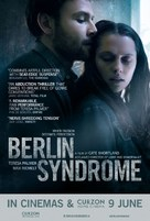 Berlin Syndrome - British Movie Poster (xs thumbnail)