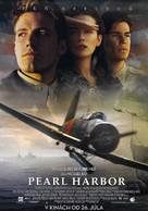 Pearl Harbor - Slovak Movie Poster (xs thumbnail)
