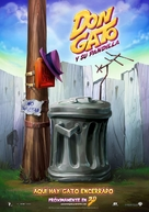 Don gato y su pandilla - Mexican Movie Poster (xs thumbnail)