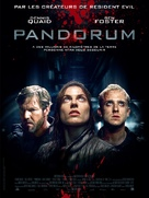 Pandorum - French Movie Poster (xs thumbnail)