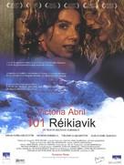 101 Reykjavík - Spanish Movie Poster (xs thumbnail)