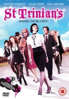 St. Trinian's - British DVD cover (xs thumbnail)