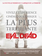 Evil Dead - French Movie Poster (xs thumbnail)