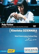 Pulp Fiction - Polish Movie Cover (xs thumbnail)