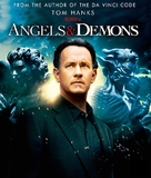 Angels & Demons - Blu-Ray movie cover (xs thumbnail)