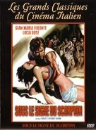 Sotto il segno dello scorpione - French Movie Cover (xs thumbnail)