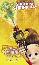 Jimmy Neutron: Boy Genius - Movie Poster (xs thumbnail)
