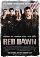 Red Dawn - Canadian Movie Poster (xs thumbnail)
