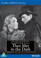 They Met in the Dark - British DVD cover (xs thumbnail)