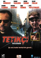 Triggermen - Turkish DVD cover (xs thumbnail)