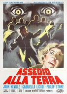 Unearthly Stranger - Italian Movie Poster (xs thumbnail)