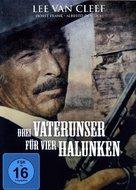 Il grande duello - German Movie Cover (xs thumbnail)