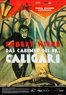 Das Cabinet des Dr. Caligari. - Italian Re-release movie poster (xs thumbnail)