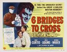 Six Bridges to Cross - Movie Poster (xs thumbnail)