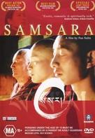 Samsara - Australian DVD cover (xs thumbnail)