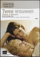 Twee vrouwen - Dutch Movie Poster (xs thumbnail)