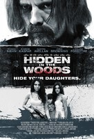 Hidden in the Woods - Movie Poster (xs thumbnail)