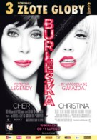 Burlesque - Polish Movie Poster (xs thumbnail)