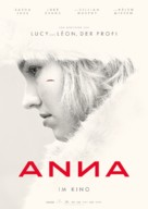 Anna - German Movie Poster (xs thumbnail)