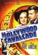Hollywood Cavalcade - DVD cover (xs thumbnail)