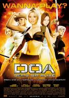 Dead Or Alive - German Theatrical poster (xs thumbnail)