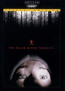 The Blair Witch Project - DVD cover (xs thumbnail)