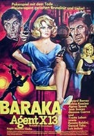 Baraka sur X 13 - German Movie Poster (xs thumbnail)
