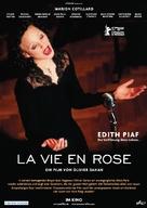 La môme - German Movie Poster (xs thumbnail)