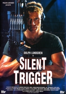Silent Trigger - Italian Movie Poster (xs thumbnail)