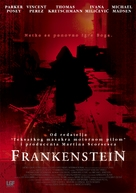 Frankenstein - Croatian Movie Poster (xs thumbnail)