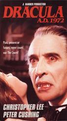 Dracula A.D. 1972 - VHS cover (xs thumbnail)
