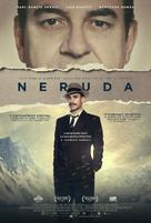 Neruda - Movie Poster (xs thumbnail)