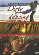 Dirty Dancing: Havana Nights - Finnish DVD cover (xs thumbnail)